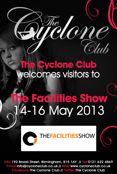 Facilities show May 2013