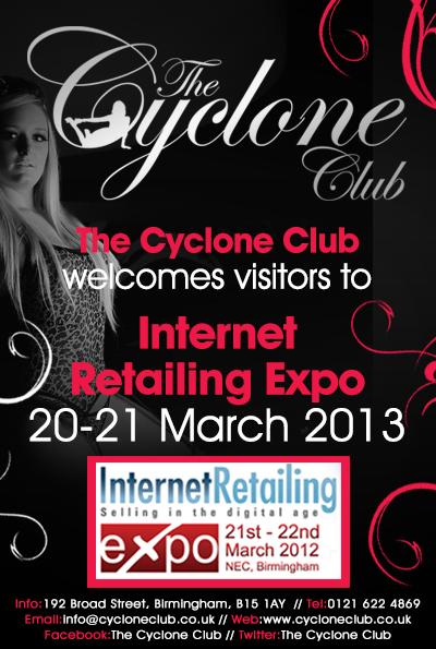 Internet retailing March 2013
